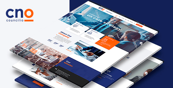 Councilio 1.0.7 NULLED – Business and Financial Consulting WordPress Theme  – WPNULL.ORG