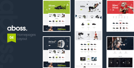 Aboss 1.1.7 – Responsive Theme for WooCommerce WordPress
