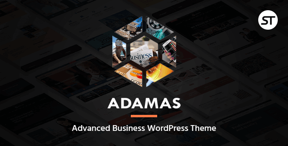 Adamas 1.7.4 – Advanced Business WordPress Theme