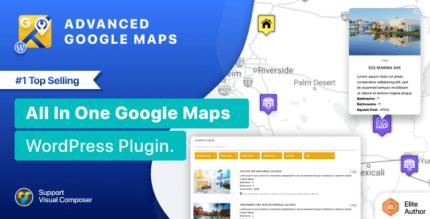 Advanced Google Maps Plugin 5.2.9