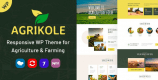 Agrikole 1.7 – Responsive WordPress Theme for Agriculture & Farming