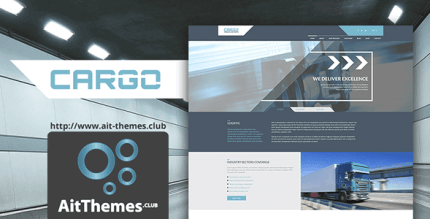 AIT Cargo 2.0.7 – Transport and Logistic Theme