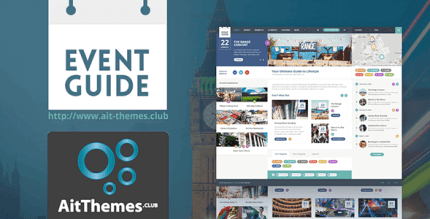 AIT Event-Guide 3.1.14 – Directory WordPress Theme
