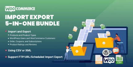 All-in-one WooCommerce Import Export Suite 1.0.7