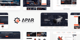 Apar 1.0.4 – Auto Parts WordPress Shop Theme