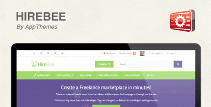 AppThemes HireBee 1.5.0