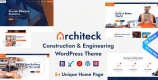 Architeck 1.5 – Construction WordPress Theme