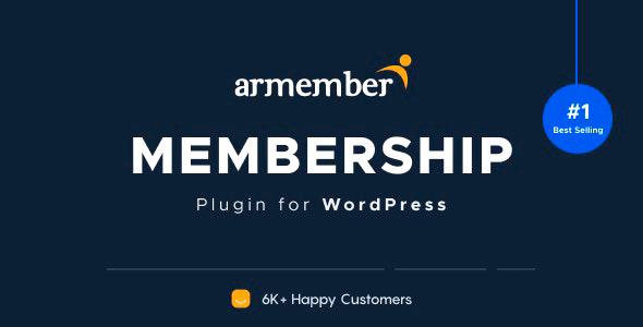 ARMember 4.3.1 NULLED – WordPress Membership Plugin