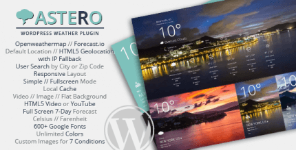 astero-wordpress-weather-plugin