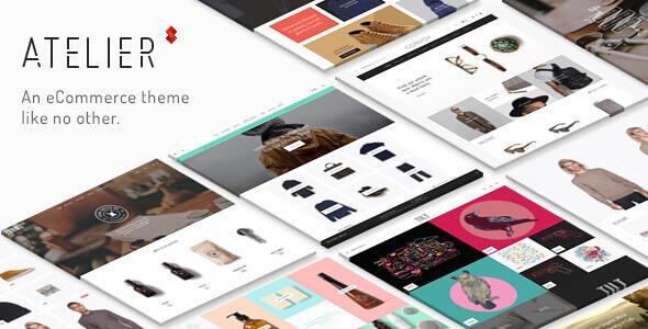 Atelier 2.7.20 – Creative Multi-Purpose eCommerce Theme