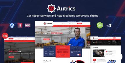 Autrics 2.6.0 – Car Services and Auto Mechanic WordPress Theme