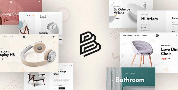 Barberry 2.9.2 – Modern WooCommerce Theme