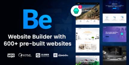 BeTheme 24.0.2 NULLED – Responsive Multi-Purpose WordPress Theme
