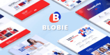 Blobie 1.4 – Multiconcept Creative WordPress Theme