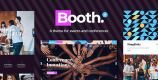 Booth 1.1.1 NULLED – Event and Conference Theme