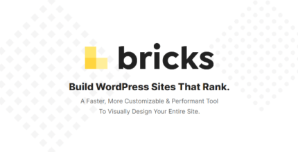 Bricks 1.3.2 NULLED – Visual website builder for WordPress