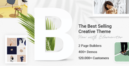 Bridge 26.3 NULLED – Creative Multi-Purpose WordPress Theme
