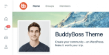 BuddyBoss Theme 1.6.5 + BuddyBoss Platform Pro 1.1.1 NULLED