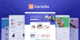 Cartzilla 1.0.10 – Digital Marketplace & Grocery Store WordPress Theme
