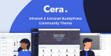 Cera 1.1.5 – Intranet & Community Theme
