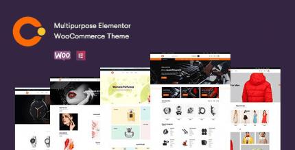 Cerato 2.2.7 – Multipurpose Elementor WooCommerce Theme