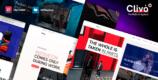 Clivo 1.0.5 NULLED – Portfolio & Agency WordPress
