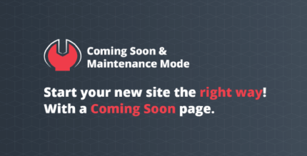 coming-soon-and-maintenance-mode