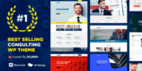 Consulting 6.1.1 NULLED – Business Finance WordPress Theme