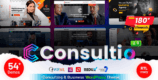 Consultio 2.0 – Consulting Business WordPress