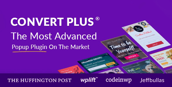 ConvertPlus 3.5.19 NULLED – Popup Plugin For WordPress