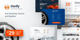 Corify 1.0.9 – WordPress Car Listings & Dealership Theme