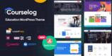 Courselog 1.3.4 – Education WordPress Theme