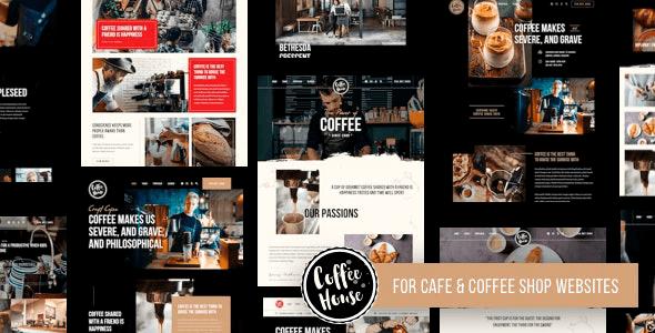 Craft 1.8.3 NULLED – Coffee Shop Cafe Restaurant WordPress