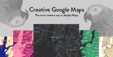 Creative Google Maps for Visual Composer 1.3.0