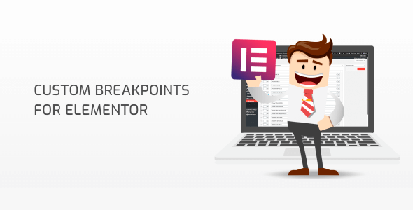 Custom Mobile Breakpoints Pro for Elementor 2.0.1 NULLED