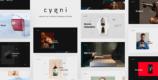 Cygni 2.0.2 – Interactive Portfolio Showcase Theme