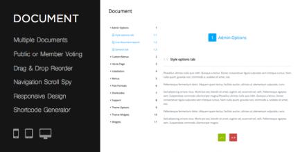 Docs 3.0.2 – Online Product Documentation WordPress Plugin