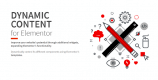 Dynamic Content for Elementor 1.15.3 NULLED