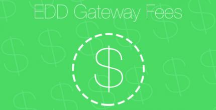 Easy Digital Downloads – Gateway Fees 1.5.5