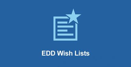 Easy Digital Downloads – Wish Lists 1.1.7
