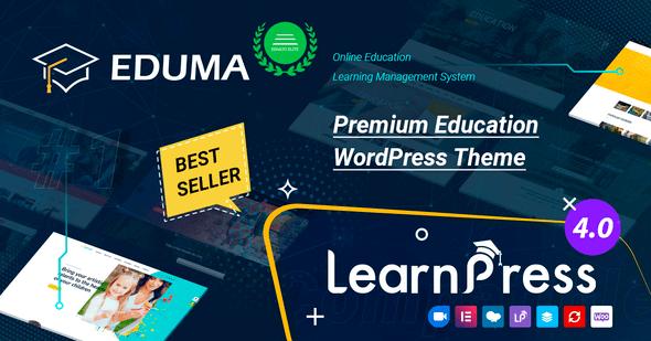 Eduma 4.5.4 NULLED – Education WordPress Theme