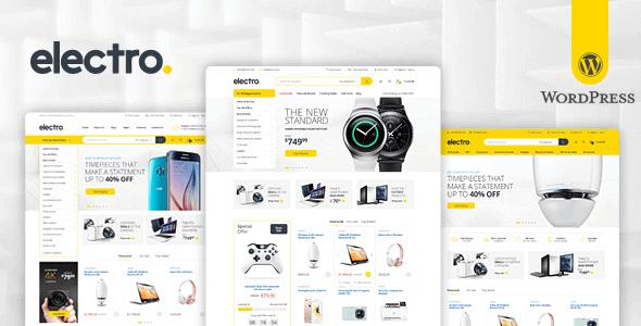 Electro 3.0.6 – Electronics Store WooCommerce Theme