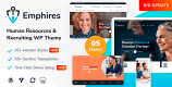 Emphires 2.1 – Human Resources & Recruiting Theme