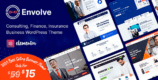 Envolve 1.3 – Consulting Business WordPress Theme