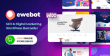 Ewebot 2.3.4 NULLED – Marketing SEO Digital Agency