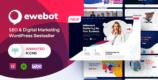 Ewebot 2.4.0 NULLED – Marketing SEO Digital Agency