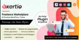 Exertio 1.0.10 – Freelance Marketplace WordPress Theme