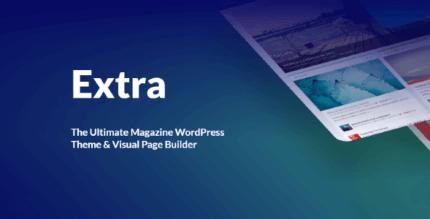Extra Theme 4.11.3 – The Ultimate Magazine WordPress Theme