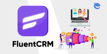 FluentCRM Pro 2.0.2 – Email Marketing Automation dedicated to WordPress
