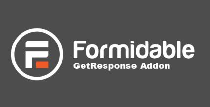 Formidable GetResponse Addon 1.05